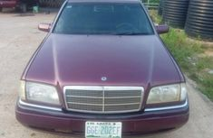 Mercedes-Benz C230 1999 Red for sale