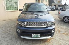 Rover Land 2007 Blue color for sale
