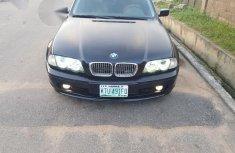 BMW 320i 2001 Black for sale
