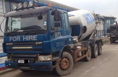 DAF 2002, 2003 AND 2004 CEMENT TRUCK FOR SALE