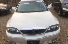 Lincoln LS 2004  white for sale
