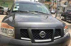 Nissan Armada SL 2011 Gray for sale