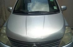 Nissan Versa 2009 1.6 Gray for sale
