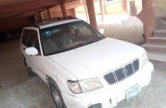 Subaru Forester 1998 White for sale
