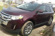 Ford Edge 2011 Brown for sale