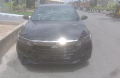 Honda Accord Sport 2018 Black for sale