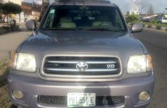 Toyota Sequoia 2004 Beige for sale
