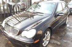 Mercedes-Benz C230 2001 Blackfor sale