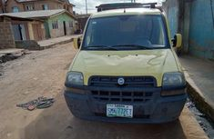 Fiat Doblo 2006 1.9 D Cargo Yellow for sale