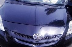Toyota Yaris 1.5 2007 Black for sale