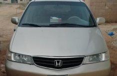 Honda Odyssey 2003 Gold for sale