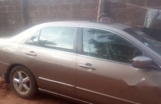 Honda Accord 2004 2.4 Type S Automatic Gray for sale
