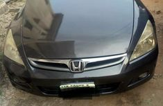 Honda Accord 2007 Sedan EX-L Automatic Gray for sale
