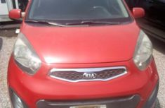 Kia Spectra 2013 Red for sale