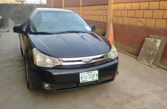Ford Focus 2008 Black For Sale