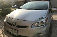 Toyota Prius v 2010 Silver for sale