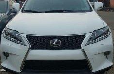 Lexus RX 2015 White For Sale