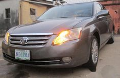 Toyota Avalon 2007 Limited Gray for sale