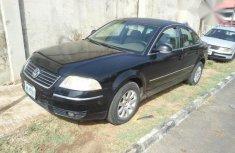 Volkswagen Passat 2004 Blackfor sale