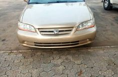 Honda Accord 2002 EX Gold for sale