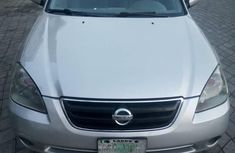 Nissan Altima 2003 Automatic Silver for sale