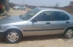 Honda Civic 1998 LX 4dr Sedan Silver for sale