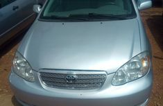 Toks Toyota Corolla 2006 CE Gray for sale