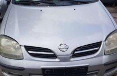 Nissan Almera 2005 Gray For Sale