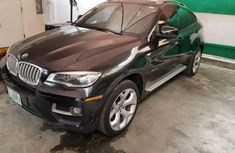 2011 Black BMW X6 for sale