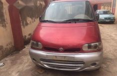 Nissan Serena 2003 Red for sale