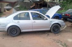 Volkswagen Bora 2001 Automatic Silver for sale