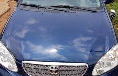 Toyota Corolla 2005 S Bluefor sale