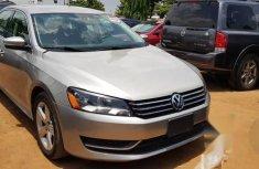 Volkswagen Passat 2012 gray for sale