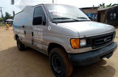 Ford E-250 2003 Gray  for sale
