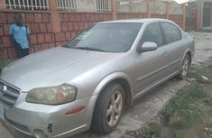 Nissan Maxima QX Automatic 2003 Gray for sale