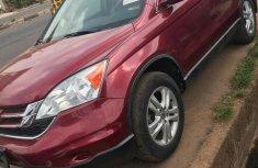 Honda CR-V 2010 Red for sale