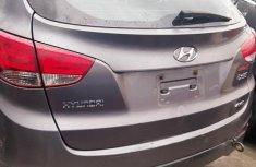 Hyundai ix35 2011 1.6 Gray for sale