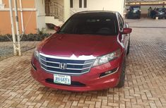 Honda Accord CrossTour 2011 Petrol Automatic Red