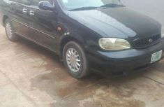 Kia Carnival 2000 Black for sale
