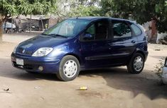 Renault Scenic 2002 Blue for sale