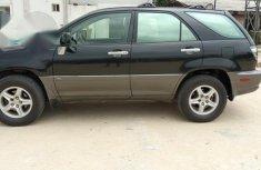 Lexus RX 2002 Blackfor sale
