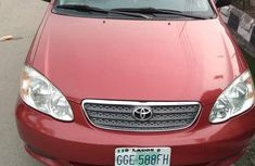 Toyota Corolla 2005 CE Red for sale