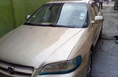 Neatly Use Honda Accord 2002 for sale