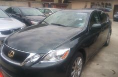 Almost brand new Lexus GS Petrol Grey For Sale