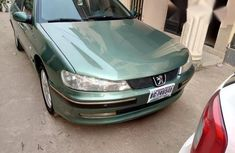 Peugeot 406 2006 Green for sale