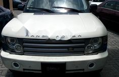 Almost brand new Land Rover Range Rover Petrol  for sale