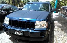 Jeep Grand Cherokee 2006 Petrol Automatic Blue For Sale