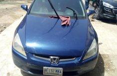 Honda Accord 2004 Bluefor sale