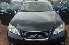 Lexus ES350 2010 Black For Sale
