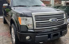 Ford F-150 2010 Platinum Black  for sale